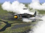 Ил-2 Штурмовик - запеленговали в чужом небе