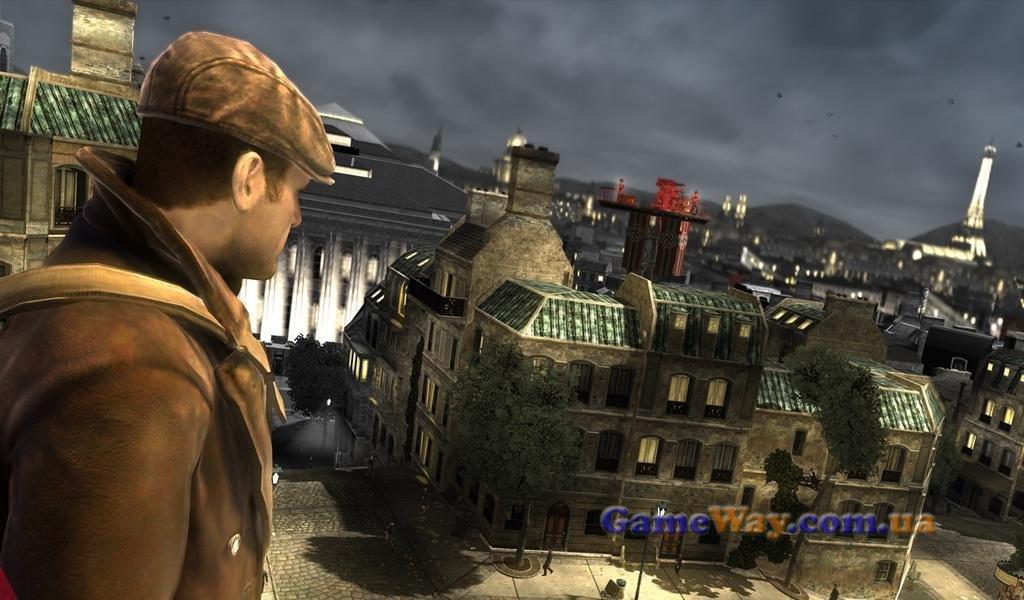 Игра The Saboteur (PS3) (Увеличить изображение). БобрДобр. Facebook.