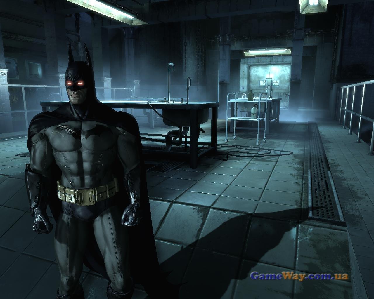 Batman: Arkham Asylum Game of the Year Edition (2010)