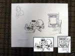 Художник продает эксклюзивные рисунки из Fallout 2