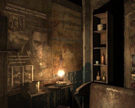Метро 2033 - первые впечатления от игры
