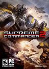 Supreme Commander 2 диск