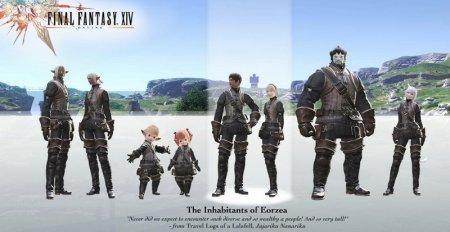 Кланы в Final Fantasy 14