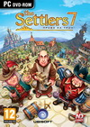 """The Settlers 7: Право на трон"" обложка диска"