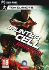 Tom Clancy's Splinter Cell: Conviction обложка диска