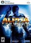 Alpha Protocol диск