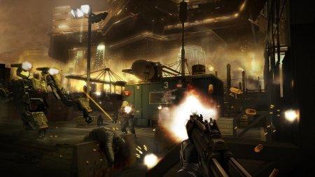 Первый геймплейный скриншот игры Deus Ex: Human Revolution