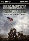 Hearts of Iron 3: Semper Fi диск
