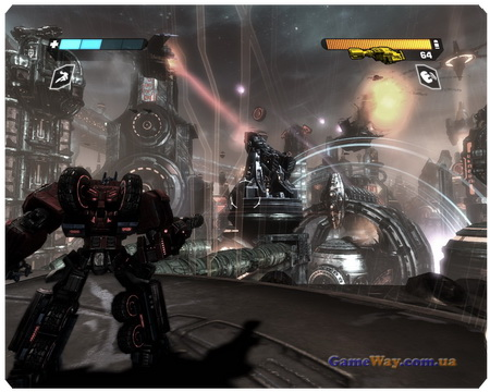 Transformers: War for Cybertron - скриншоты