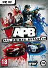 APB - обложка диска