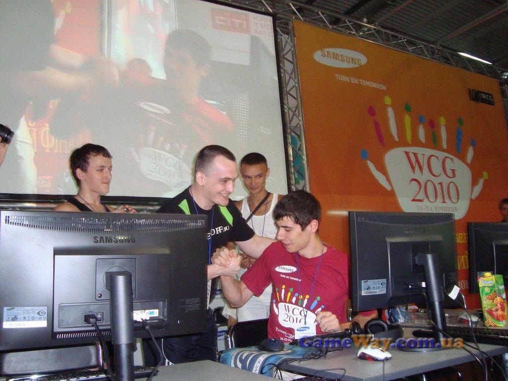 Украинский фианл WCG 2010