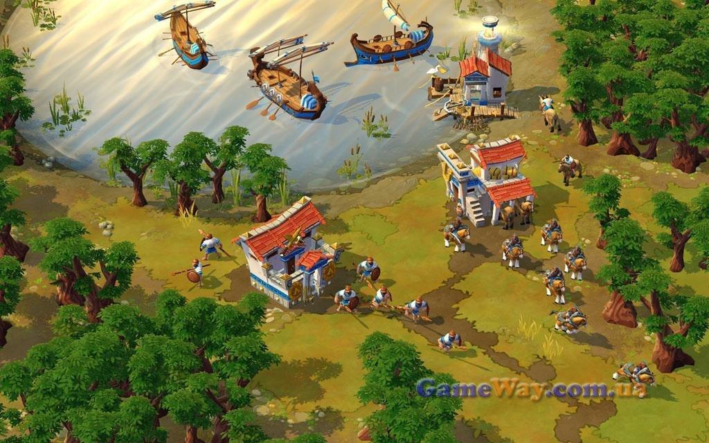 игра Age Of Empires 4 скачать бесплатно русская версия - фото 11