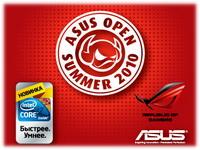 ASUS Open Summer 2010