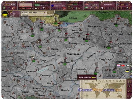 Виктория 2 - скриншоты
