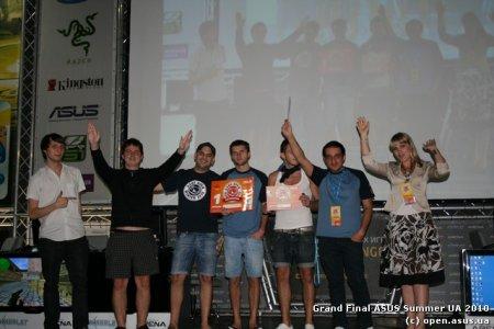 ASUS Summer Cup 2010 - итоги первого дня турнира