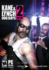 Kane & Lynch 2: Dog Days - обложка диска