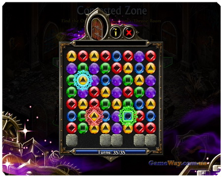 Puzzle Quest 2 скриншоты