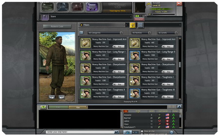 Company of Heroes Online - скриншоты
