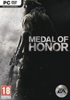 Medal of Honor - обложка диска