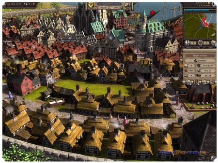 Patrician 4 скриншоты игры