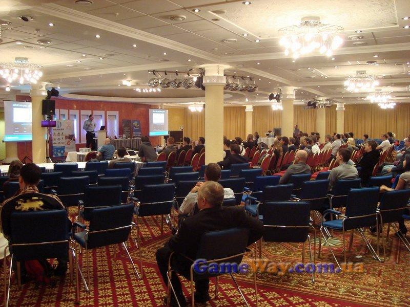 Большой зал для докладов с синхронным переводом