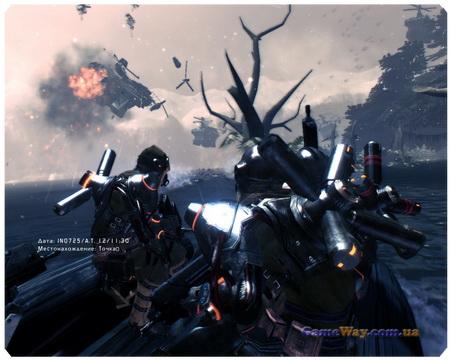 Lost Planet 2 скриншоты