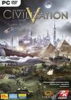 Civilization 5 - обложка диска