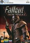 Fallout: New Vegas обложка диска