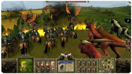 К King Arthur выйдет дополнение The Druids