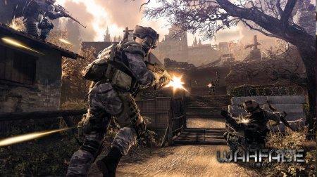Crytek делает Warface - мультиплеерный шутер