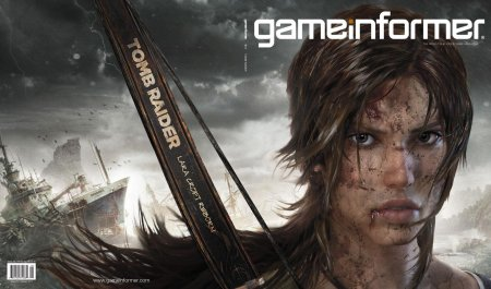 Game Informer расскажет о новом Tomb Raider