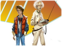 Back to the Future: The Game, Episode 1