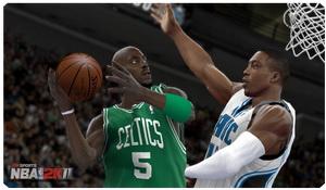Basket NBA 2k11