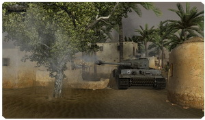 MMO World of Tanks