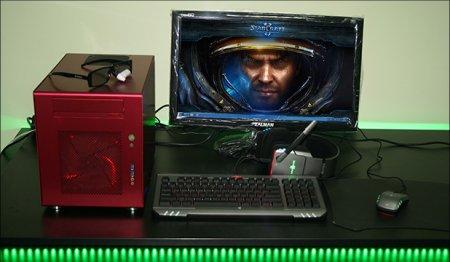 ЗОНА51 приглашает опробовать супердевайсы для StarCraft 2