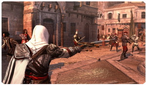 Assassin´s Creed:Brotherhood на Keybox.com.ua