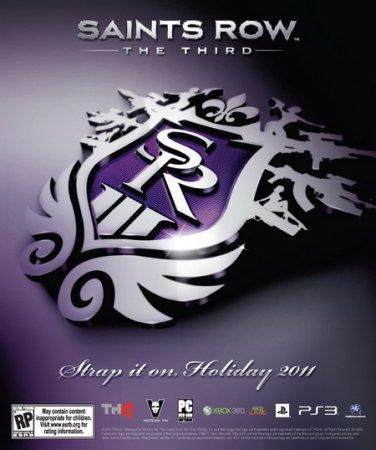 Saints Row 3 (The Third) выйдет под Рождество