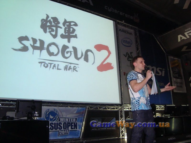 Total War: Shogun 2 фоторепортаж