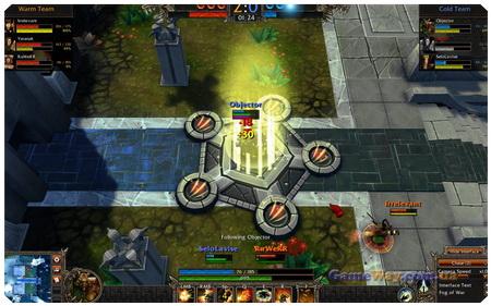 Bloodline Champions скриншоты
