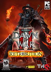Warhammer 40,000: Dawn of War II - Retribution обложка диска