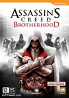 Assassin's Creed: Brotherhood обложка диска