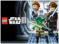 LEGO Star Wars 3: The Clone Wars рецензия