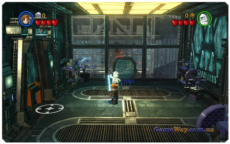 LEGO Star Wars 3: The Clone Wars скриншоты