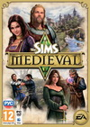 Sims Medieval обложка диска
