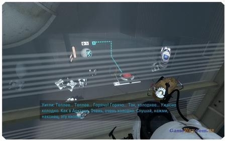 Portal 2 скриншоты