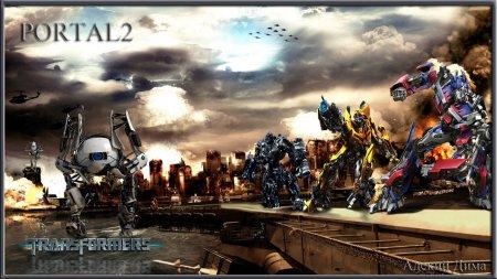 Kонкурс фотожаб по игре Portal 2 от GameWay и Keybox.com.ua