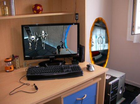 GameWay и Keybox.com.ua определили победителя конкурса по игре Portal 2