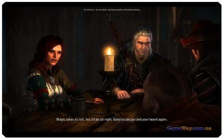 """""""Ведьмак 2: Убийцы королей"""" - скриншоты"""
