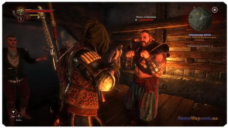 """""""Ведьмак 2: Убийцы королей"""" - игровые скриншоты"""