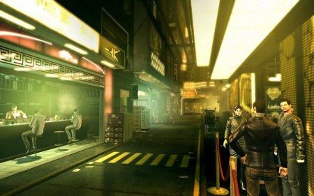 Deus Ex: Human Revolution и его системные требования